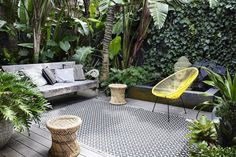 Image result for small courtyard garden