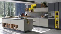 cucine moderne stosa - modello cucina aleve 09