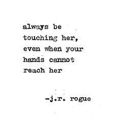 Physical touch isn't necessary to touch a soul. Favorite Words, Favorite Quotes, Great Quotes, Quotes To Live By, Faith Quotes, Life Quotes, Darling Quotes, English Love Quotes, Moon Quotes