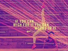 Just stay strong and remember; If you can wish for it you can work for it!