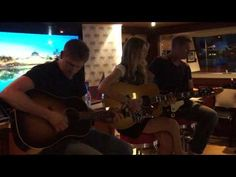 Surprise Performance by the Henningsens on Lady Sandals Yacht! - YouTube