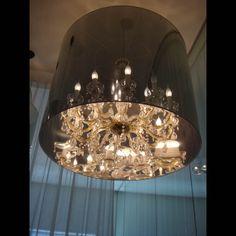 modern chandelier ...love!
