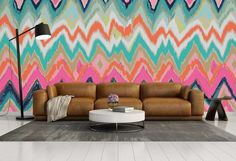 Tropical Heat Wall Decor - Make Your Walls Glow with These PIXERS Creations