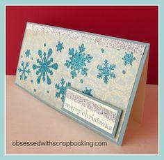 [Video]CTMH Glittery Christmas Artbooking Card