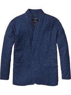 Indigo Sherwani Jacket