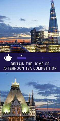 Britain the Home of Afternoon Tea Competition