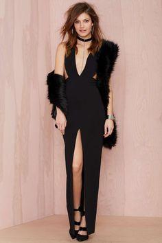 Solace Irving Cutout Dress