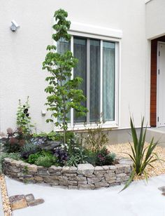 花壇 / 植栽 / ナチュラルガーデン / ガーデンデザイン / 外構 Garden Design / Flower bed / Plants