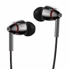 1MORE Quad Driver In-Ear Earphone with Mic 1 more quad E1010 HiFI Hi-Res Earbuds Earphones Headset for Apple Android Xiaomi