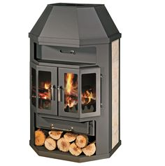 Lux a - Line Stoves Real Fire, Wood Stoves, Wood Burning, Home Appliances, House Appliances, Wood Burning Stoves, Woodburning, Wood Burning Stoves Uk, Appliances