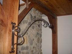 plant hanger, forged