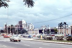 Shopping Iguatemi em 1971 // São Paulo através do olhar de um americano.