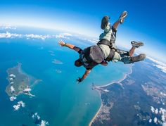 Mission Beach Skydiving Skydiving Pictures, Skydiving Videos, Skydiving Quotes, Surf, Skydive Australia, Snowboard, Indoor Skydiving, Freedom Travel, Skate