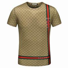 Wholesale Men's Short Sleeve T-shirts - Gucci T Shirt Mens, Gucci Shirts, Gucci Men, Mens Luxury Brands, Free T Shirt Design, Branded T Shirts, Luxury Branding, Menswear, Mens Fashion