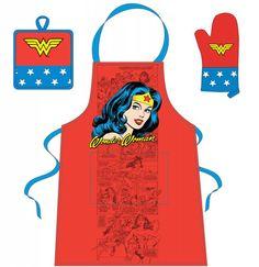 DC Comics Wonder Woman Comic Barbeque Set - The Movie Store