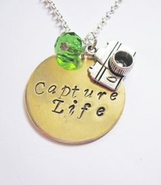 Hey, I found this really awesome Etsy listing at http://www.etsy.com/listing/176804950/personalized-camera-necklace-photography