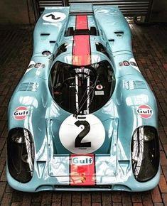 "timewastingmachine: "" Porsche 917 being tested by driving over a ramp "" Sports Car Racing, Sport Cars, Race Cars, Auto Racing, Mercedes Sls, Lamborghini Gallardo, Classic Motors, Classic Cars, Hot Wheels"