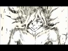 Sketch Style Sakuga MAD - YouTube
