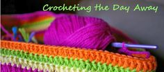 Crocheting the Day Away..I want to try Crochet again....(it's been since I was 12!). I like the look of the tunision stitches in the tutorial here...they look a lot more like knitting, which I like better, but really suck at!
