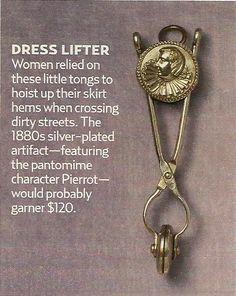 chatelaine dress lifter