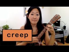 Creep - Radiohead // Ukulele Fingerpicking tutorial - YouTube