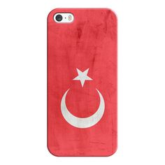 Turkey flag - iPhone 7 Case, iPhone 7 Plus Case, iPhone 7 Cover,... (74 BAM) ❤ liked on Polyvore featuring accessories, tech accessories, iphone case, iphone cover case, apple iphone case, iphone cases and slim iphone case