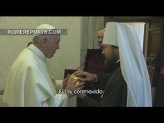 El patriarca de Moscú envía un sorprendente regalo al Papa Francisco