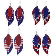 Leaf Earrings, Tassel Earrings, Dangle Earrings, Pride And Glory, Women Names, Rings For Girls, Artificial Leather, Leather Earrings, Body Jewelry