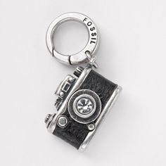 Fossil Camera charm