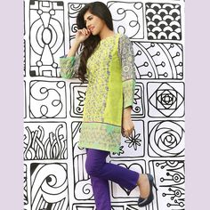 Warda Designer Ready To Wear Eid Dresses For Women 2016 | BestStylo.com