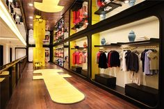 Shanghai Tang Cathay Mansion flagship store by Design MVW Shanghai China