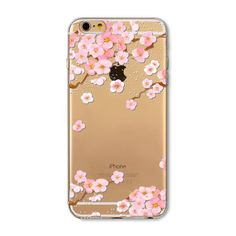 Japanese Cherry Blossoms Iphone Case