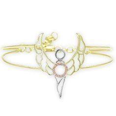 Bilgelik Meleği Zadkiel Altın Bileklik, 14 ayar, bileklik modelleri, meleklerin ışığı