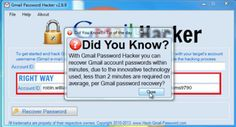 Gmail password hacker v2.8.9 with Activation Code key   Gmail hacker apk with gmail programmer expert actuation code for nothing. Get gmail programmer apk and Gmail password hacker v2.8.9 for nothing. Today on the unique interest we are sharing the new Gmail password hacker v2.8.9 actuation code free. As we get bunches of email and criticism from our guests to transfer Gmail password hacker v2.8.9 with Activation Code key with gmail watchword programmer v2.8.9 enactment key.  Gmail password…