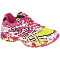 Next pair of running shoes