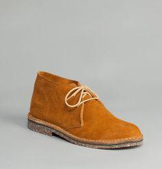 Chaussures Lila Caramel Empreinte en vente chez L'Exception