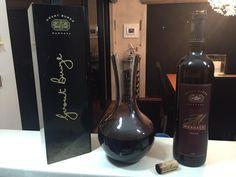 '06 Meshach Shiraz...phenomenal with dukkah encrusted lamb fillet! Incredible wine! @GrantBurgeWines @winewankers