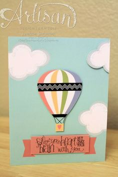2013 Stampin' Up! Artisan Design Team winning entry, MDS Digital Hybrid Card, Jeanna Bohanon