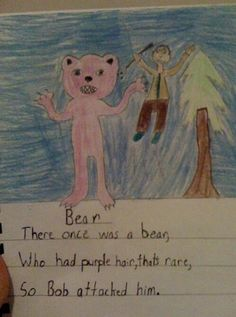 Hilarious notes from children - via Parentdish
