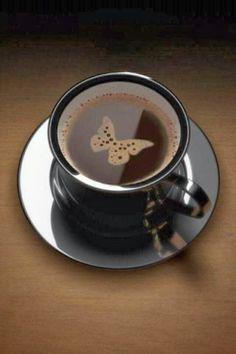 Kahve Falında Kelebek
