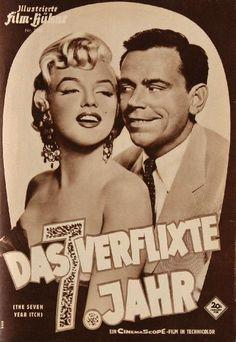 Das verflixte 7. Jahr -   The Seven Year Itch, USA 1955 Regie: Billy Wilder