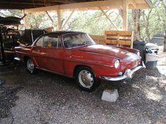1964 Renault Caravelle For $1,200 - http://barnfinds.com/1964-renault-caravelle-for-1200/