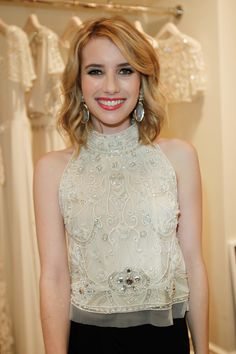 Emma Roberts Beauty Evolution - Emma Roberts Best Beauty Looks | Teen Vogue
