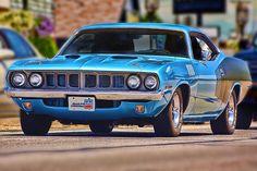 1971 Plymouth 'Cuda 383