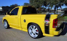 2004 Dodge Rumble Bee Pickup Toyota Trucks, Dodge Trucks, New Trucks, Custom Trucks, Dodge Pickup, Pickup Trucks, Hot Rod Trucks, Cool Trucks, Classic Ford Trucks