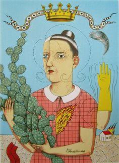 Non-Indigenous Woman- Kathryn Polk