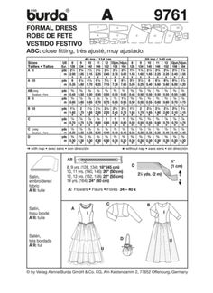 Make a medieval era costume dress for a damsel. View A features side godets, long sleeves and lacing in the back. The overdress View B has a low neckline. Includes a period cap to complete the look. A Burda Style sewing pattern. Medieval Dress, Medieval Clothing, Medieval Art, Medieval Fantasy, Burda Patterns, Dress Sewing Patterns, Bolero Pattern, Childrens Sewing Patterns, Girls Formal Dresses