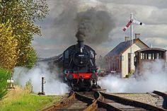 Strathspey Steam Railway Aviemore