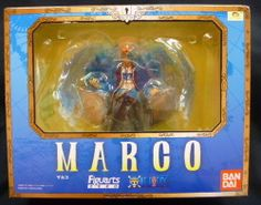 バンダイ Figuarts ZERO/ワンピース マルコ/Marco The Phoenix