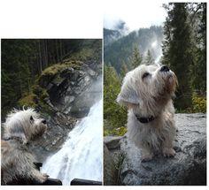 Krimmler Waterfalls in Austria